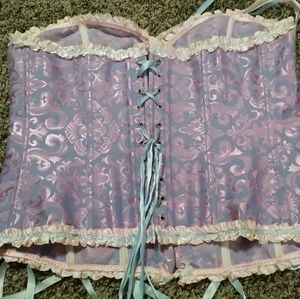 Vintage corset top great condition